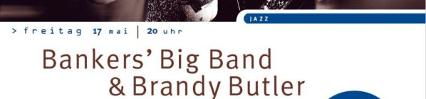 {:de}Bankers' Big Band Gala, feat. Brandy Butler{:}{:en}Bankers' Big Band Gala, feat. Brandy Butler{:}